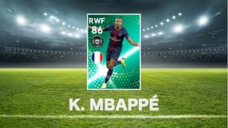FP Kylian Mbappé MVPs