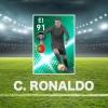 POTS Cristiano Ronaldo MVPs
