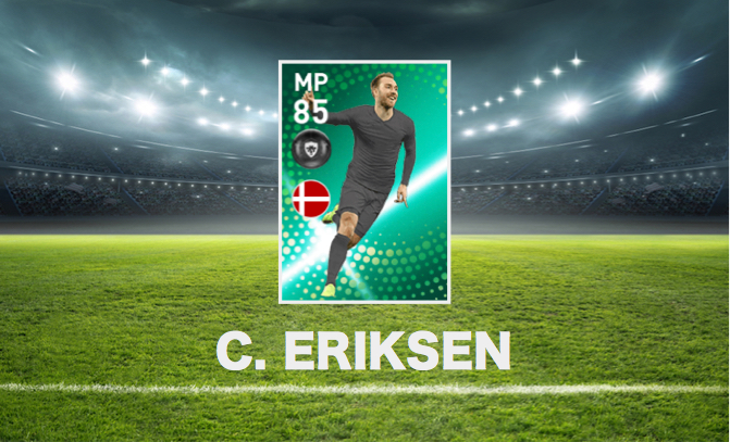JD Christian Eriksen