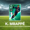 (JD) K. MBAPPÉ