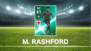 (JD) Marcus Rashford
