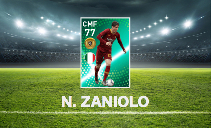 (FP) Nicolò Zaniolo